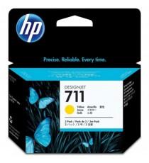 HP C9383A 72 MAGENTA AND CYAN PRINTHEAD