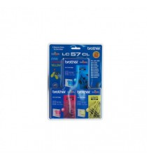 BROTHER LC37 YELLOW INK CARTRIDGE