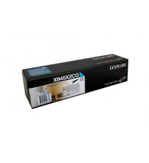 LEXMARK E460X11P TONER CARTRIDGE 15K E460 HIGH YIELD