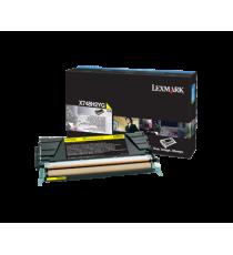 LEXMARK C780H1CG CYAN TONER C780