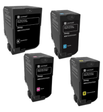 LEXMARK C930H2KG BLACK TONER CARTRIDGE C935 HIGH YIELD