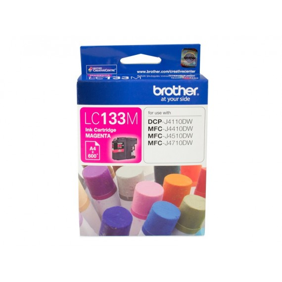 BROTHER LC77XL YELLOW INK CARTRIDGE