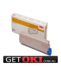 OKI 43870025 YELLOW DRUM UNIT C5850 C5950
