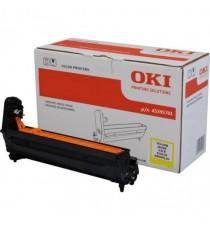 OKI 43381909 YELLOW TONER CARTRIDGE C5600 C5700