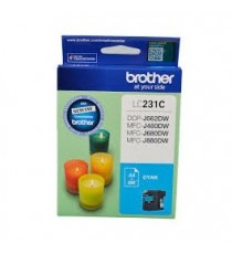 BROTHER LC233 CMY COLOUR PACK LC233CL3PK