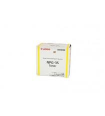 CANON TG35 GPR23 NPG35 BLACK TONER