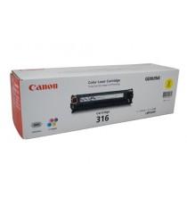 CANON CART316 BLACK TONER CARTRIDGE LBP5050N