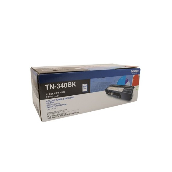BROTHER TN348 YELLOW TONER CARTRIDGE HIGH YIELD