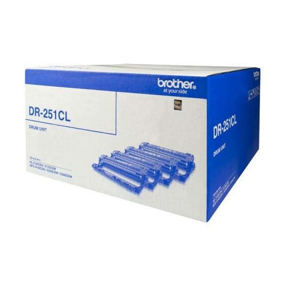 BROTHER TN251 MAGENTA TONER CARTRIDGE STANDARD YIELD